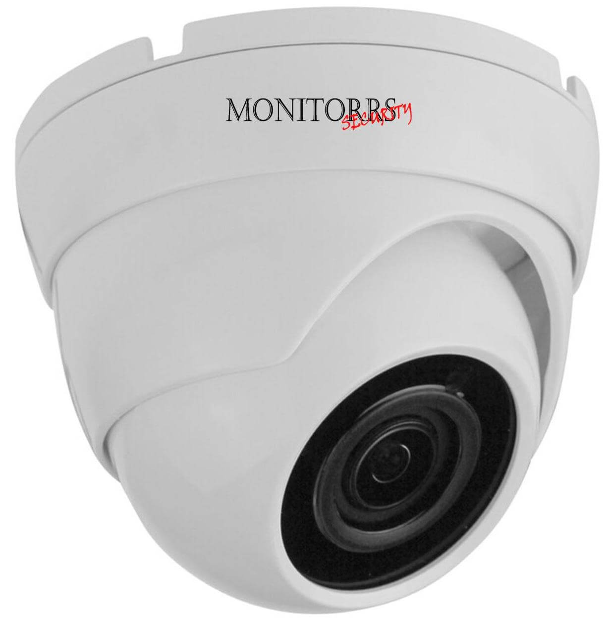 Monitorrs Security AHD 8 kamerový set 5 Mpix WDome (6355K8)