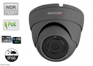 Monitorrs Security IP kamera 2 MPix Štandard GDome (6169)