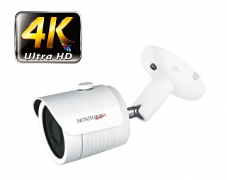 Monitorrs Security 4K IP kamera 8 Mpix WTube (6192)