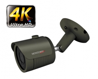 Monitorrs Security 4K IP kamera 8 Mpix GTube (6193)