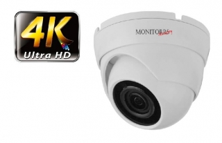 Monitorrs Security 4K IP kamera 8 Mpix WDome (6194)