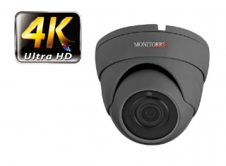 Monitorrs Security 4K IP kamera 8 Mpix GDome (6195)